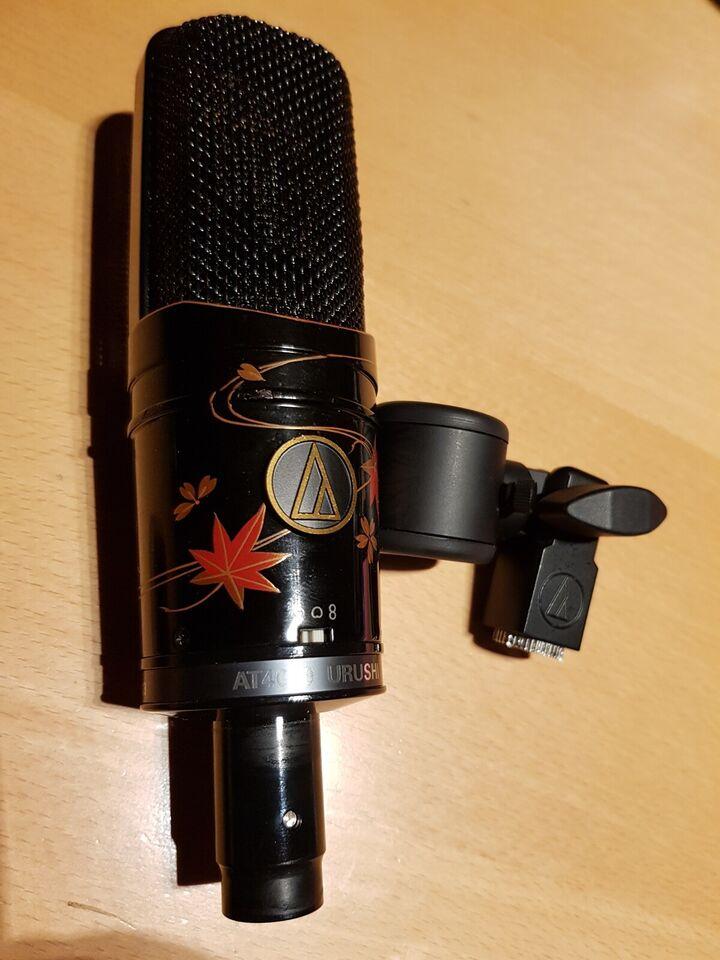 Mikrofon, Audio Technica AT4050 Urushi