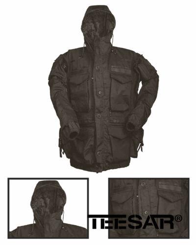 Teesar SMOCK TEESAR GEN.II SCHWARZ Outdoorjacke Jacke