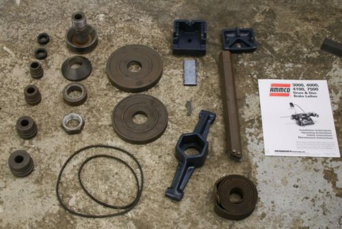 Ammco 4000 Brake Lathe for Turning Rotors /& Drums Disc /& Drum Machine Truer FMC