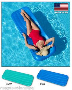 Aquaria Cool Pool Deluxe Unsinkable Swimming Pool Float