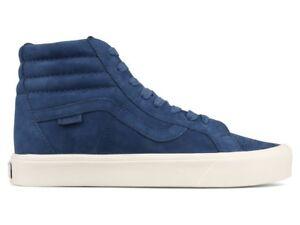 bd7a6603a9 Vans Vault SK8-Hi Reissue Lite LX Men s Size 13 Shoes Nubuck Blue ...