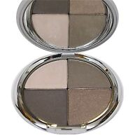 Kirkland Borghese Signature Eye Shadow Quad Sheer Moss Neutral Browns Olive