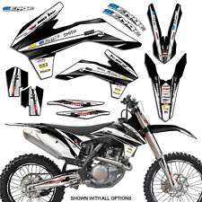 2013 2014 2015 KTM XC-F XCF 150 250 300 350 GRAPHICS DECO DECALS XC F SENGE