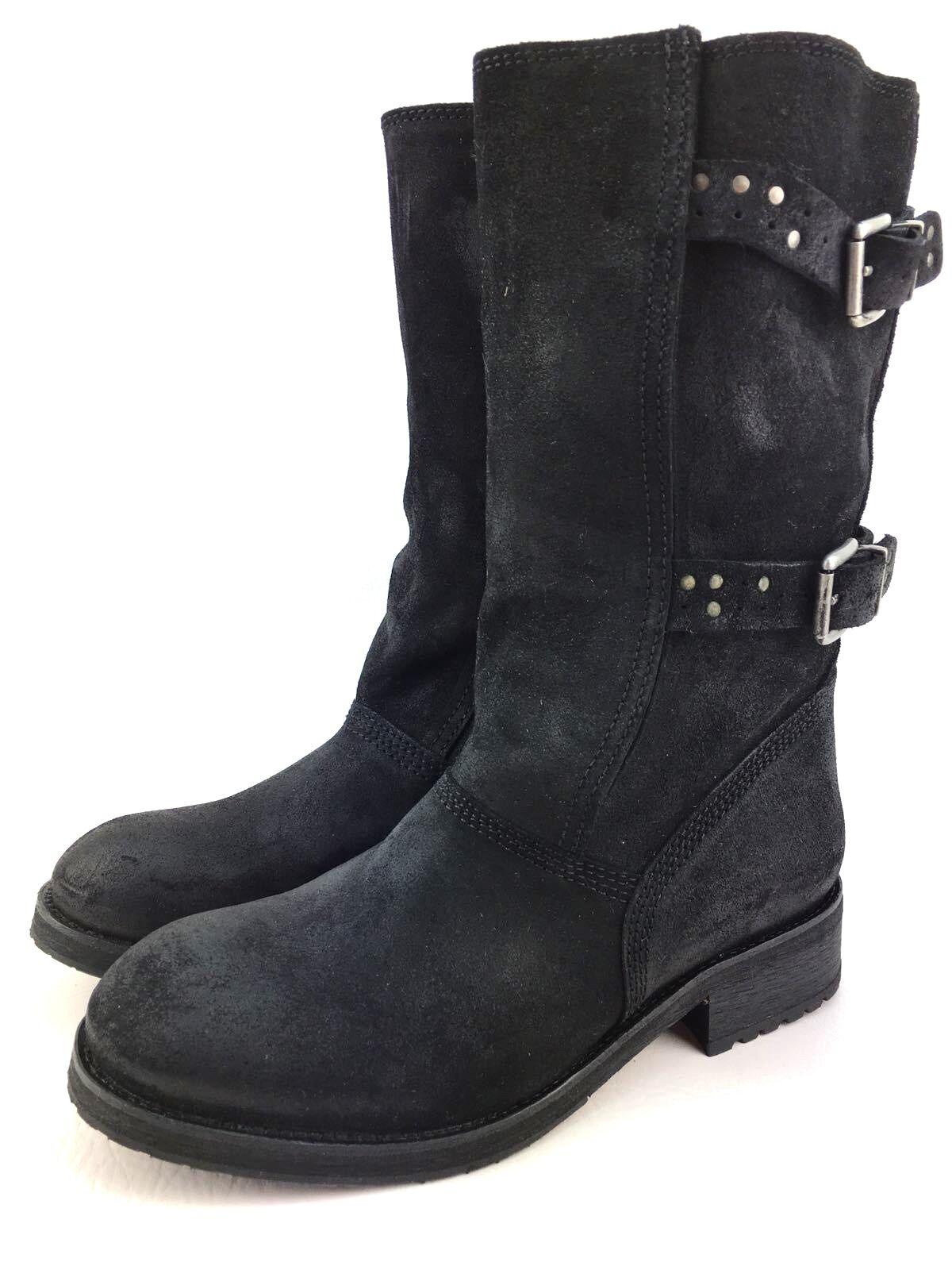 Diesel Roxy roll siouxy Woman y00771 pr276 t8013 señora botas botas motorista nuevo