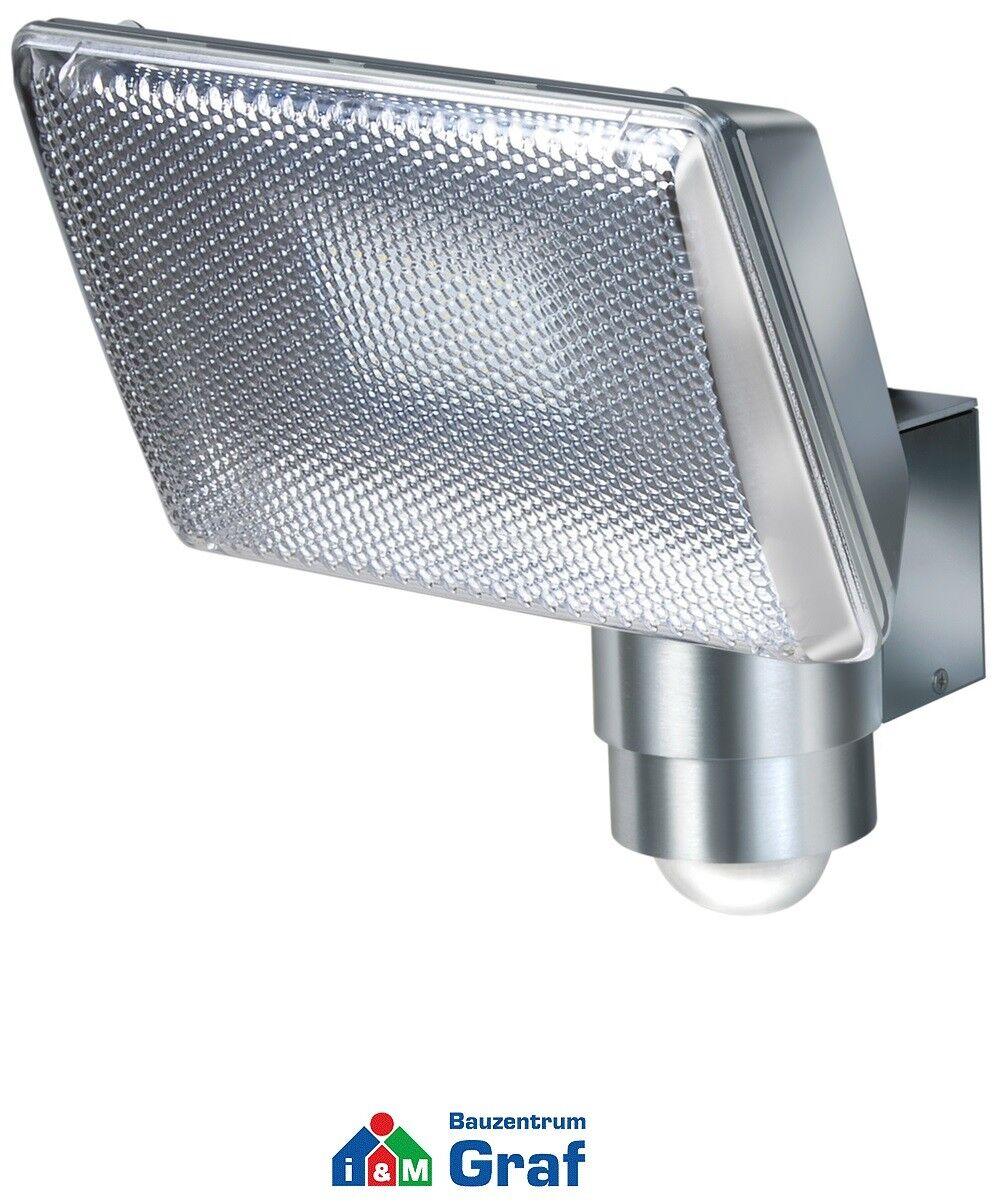 BRENNENSTUHL Power LED-Strahler mit Bewegungsmelder für außen und innen   842865