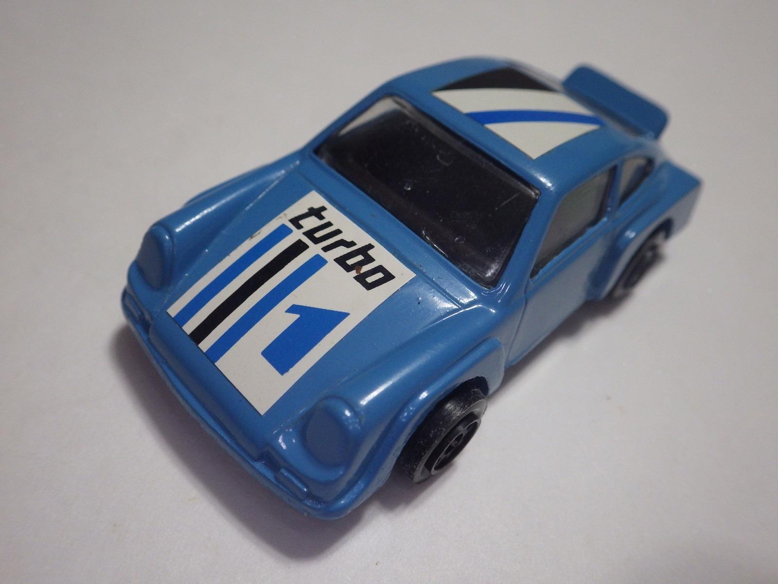 Carex (Poland) bluee Porsche Carrera Carrera Carrera RS (Turbo) Diecast 68-mm ec75e1