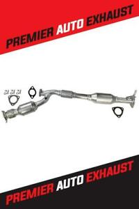 2002 2003 Saturn Vue Catalytic Converter With Flex Pipe 3.0L Direct-Fit REAR HIGHEST GRADE CATALYST Canada Preview