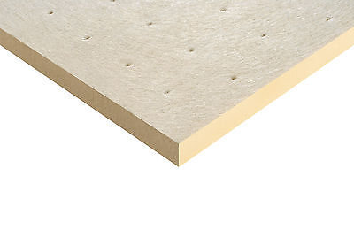Dämmung PUR/PIR für WDVS Fassaden unter Putz 2.Wahl 30mm bis 180mm Dämmplatten