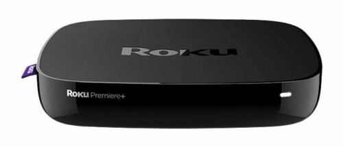 HDR Roku Premiere+ Quad-Core 4K Plus Streaming Media Player.