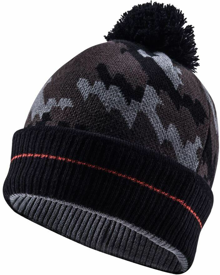 SealSkinz Waterproof Bobble Hat Camo   Leeda