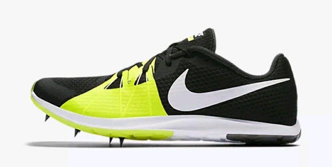 Nike Zoom rival XC pista Spikes Zapatos Negro Volt Volt Volt hombres es comodo el modelo mas vendido de la marca a70f27