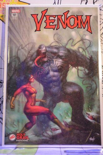 All high graders! Venom #161 9.6//9.8 NM//MT Parrillo Holy Grail Variant edition