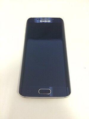 Samsung Galaxy S6 Edge SM-G925V 32GB Black Sapphire (Verizon) Unlocked Good