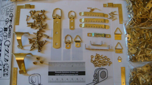 """SCREWS FOR LESS 100 1//2/"""" # 6 PAN HEAD COMBO ZINC SCREWS FREE FRAMING SAMPLES"""