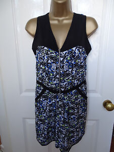 Colorful Seleziona Aztec Holiday Playsuit Summer Worn Once 6 Uk fxpqx7