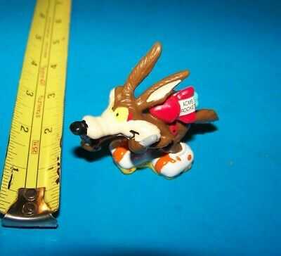Coyote Acme Rocket PVC  Ornament wb  Warner Brothers Looney Tunes Wile E