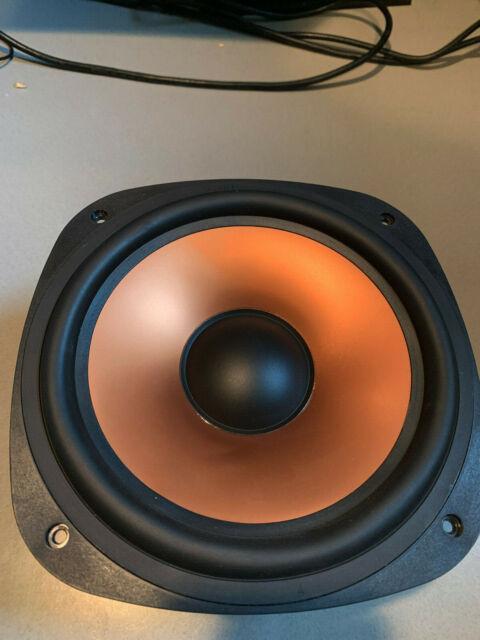 "EAS-15D97SCG 6/"" x 4/"" Computer Electronics 6x4 Oval Speaker 8ohm 8Ω w//Screen"