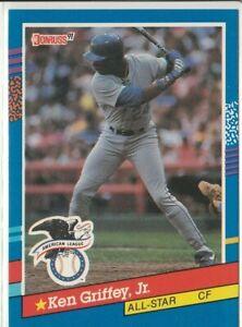 Ken-Griffey-Jr-Seattle-Mariners-1991-Donruss-039-91-Series-Card-Number-49