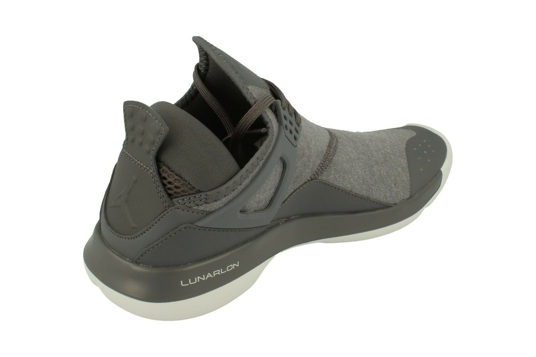 2cd2bfa2ae84 Nike Jordan Fly  89 Lunarlon Grey Gray 10 Training Shoes SNEAKERS ...