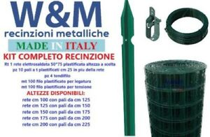RETE-PER-RECINZIONE-METALLICA-PLASTIFICATA-ITALIANA-KIT-PALETTI-TENDITORI-FILO