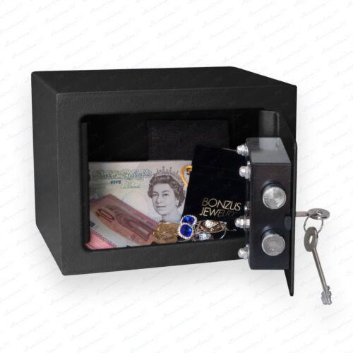 Mini SAFE con cerradura minitresor safe mini Safe caja fuerte de pared safe cartucho de dinero