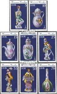 DDR-2464-2471-kompl-Ausgabe-postfrisch-1979-Porzellan