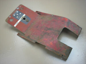 Wheel-Horse-604-Tractor-Mower-Floor-Shifter-Plate-Cover