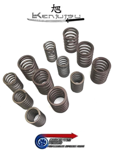 Set-Exhaust-Valve-Springs-6-x-Inner-6-x-Outer-Fit-S30-Datsun-280Z-L28E