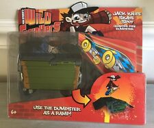 NIP Wild Grinders Jack Knife Skate Spot Quarter Piper Dumpster Ramp Rob Dyrdek's
