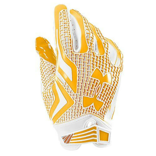 Select Size and Color! NEW Mens Under Armour Swarm Receiver Football Gloves