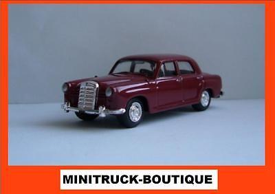 Mercedes 180  (Bj. 1953) +++ Brauerei Reichold