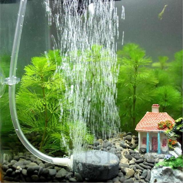 4cm Air Diffusers Bubble Stone Aerator Aquarium Fish Tank Pond Hydroponic Oxygen