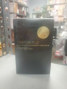 CLUB DE NUIT INTENSE WOMAN by Armaf Eau de Parfum 3.6oz Spray New in Box Sealed