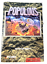 miniature 1 - Populous SNES Super Nintendo Instruction Manual Only Booklet Book ONLY