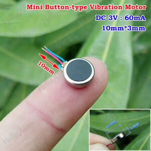 DC-3V-Button-type-Cell-Phone-Mobile-Coin-Flat-Vibrating-Vibration-Micro-DC-Motor