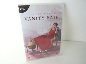 New-and-sealed-VANITY-FAIR-DVD-ITV-Drama-film-2018-5037115376534