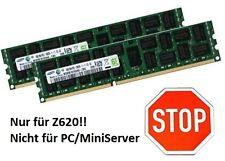 2x 8gb 16gb ddr3 ECC RAM para HP z620 estación de trabajo RAM 1600mhz Samsung memoria