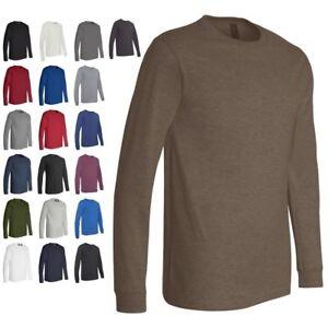 para hombre Profundo Verde Azulado Medium Camiseta Canvas