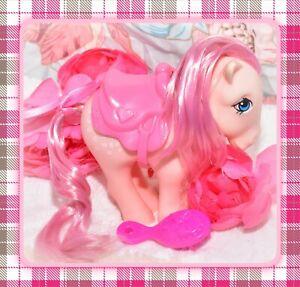 My-Little-Pony-MLP-G1-Vtg-ITALY-Italian-Cotton-Candy-Variant-NIRVANA-Saddle