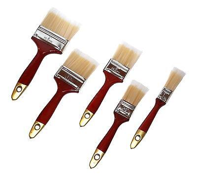 Flach-Pinsel-Set,neu 6-teilig Universal Maler-Flach-Pinsel-Set,Flachpinsel-Set