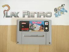 SUPER NINTENDO SNES TOM AND JERRY SOLO CARTUCHO PAL UKV