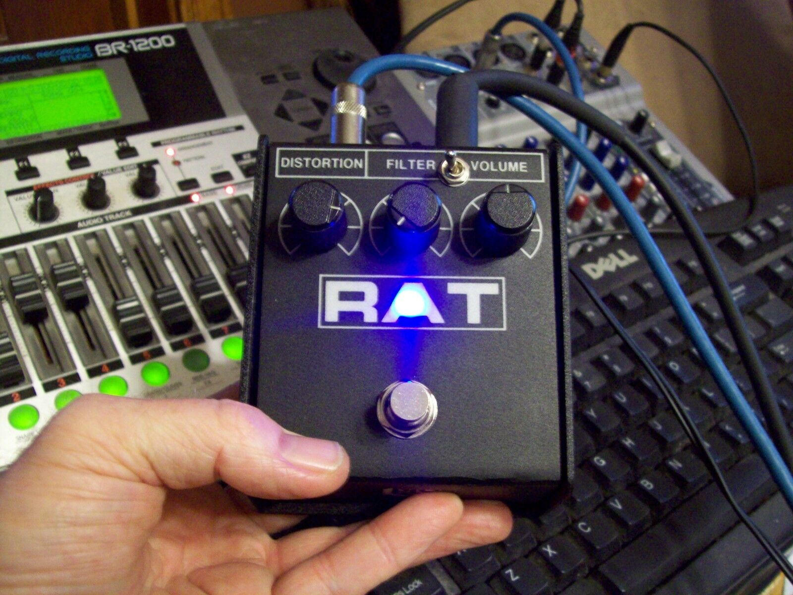 Modified  Phat Rat 2  from Modest Mike's Mods   (See video )