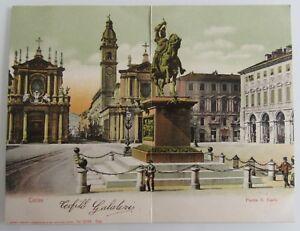 2-teilige-Klappkarte-TORINO-Turin-Italien-1906-gelaufen-nach-Gmuend-mit-A-Stempel
