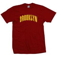 Brooklyn Outlaw T-shirt - Biker Metal Iron Rock Punk Tee - All Sizes & Colors