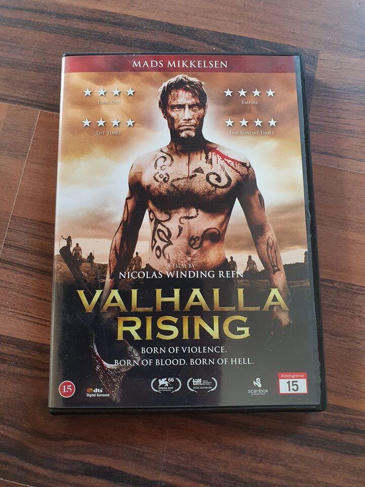 Valhalla rising, DVD, familiefilm