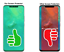 Protector-Pantalla-Cristal-Templado-Curvado-5D-Huawei-P30-PRO-4G-6-5-034 miniatura 2