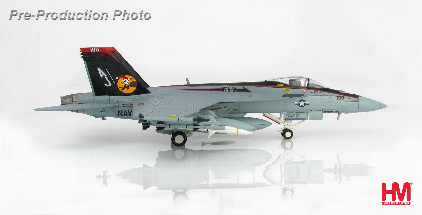 Hobby Master HA5107 HA5107 HA5107 1 72 McDonnell Douglas F A-18E  166776, VFA-31, Dec ddfe53