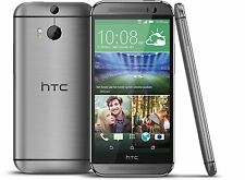 UNLOCKED HTC One M8 T-mobile 32GB (Gray) Global GSM LTE Phone Lollipop 5 Tmobile