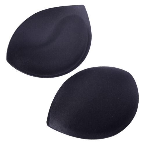 Bra Inserts Pads Thin Non-Enhancemen 1 Pair Women Medium Cup Bikini