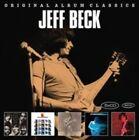 Original Album Classics by Jeff Beck (CD, Sep-2015, 5 Discs, Sony Music)